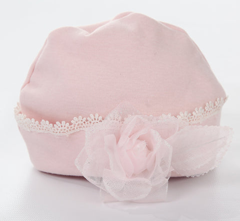 Katie Rose Rosie Hat in Pink