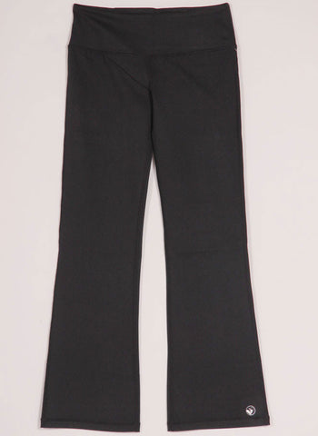 Limeapple Black Asana Yoga Pants sz 7