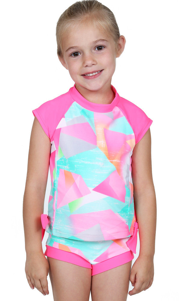 Boy Rash Guard Swimwear