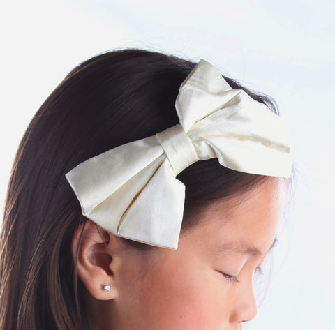 Ooh La La Couture Champagne Bow Headband