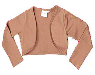Ooh La La Knit Bolero in Rose Gold sz 10 & 14 only
