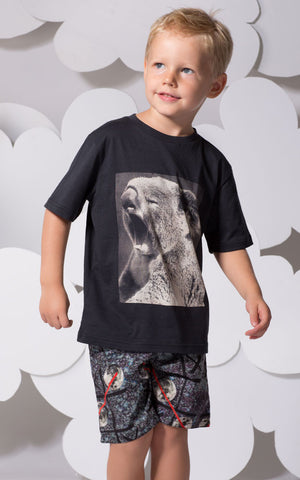 Paper Wings Koala Chillin Tee for Boys