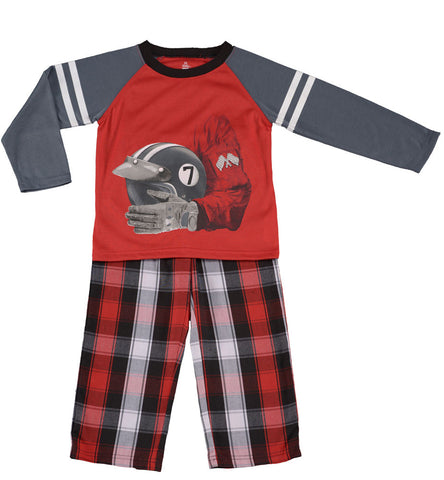 Petit Lem Formula One Pajamas for Boys