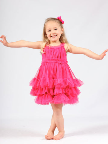 Stella Industries Starlet Tutu Dress in Fuschia sz 18 mos only