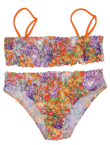 Stella Cove Monet Bikini sz 4-5 US only