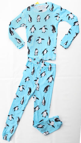 Thingamajiggies Penguins Long Pajamas