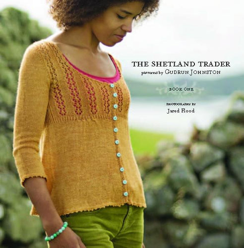 The Shetland Trader - Book One. Gudrun Johnston