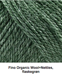 Onion Fino  No 4Organic Wool+Nettles