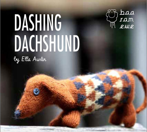 Kit Dashing Dachshund
