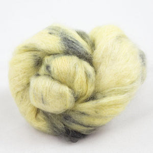 Fluffy Mohair gradient, Cowgirlblues