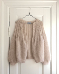 Sunday Cardigan – Mohair Edition