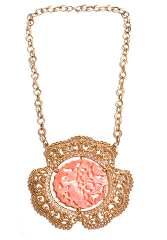 Vintage Asian Statement Necklace