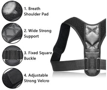 Load image into Gallery viewer, betterback posture corrector details