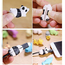 Load image into Gallery viewer, Cable Chomp™ Baby Animal Phone Cable Protector