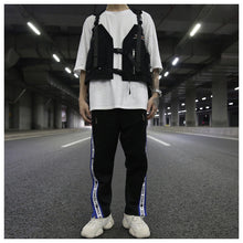 Load image into Gallery viewer, Black Tactical Vest For Men