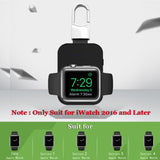 Portable Keychain Apple Watch Charger