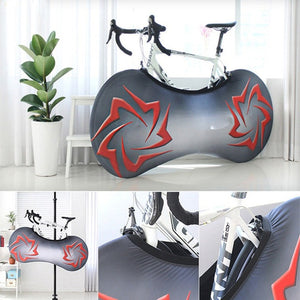Dust-Proof Indoor Bicycle Cover