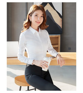 Long Sleeve Office Shirt