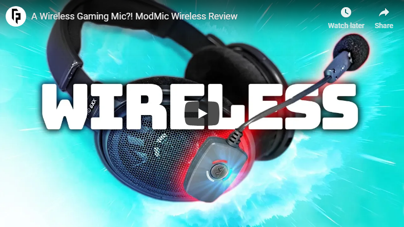 The First ModMic Wireless Reviews!