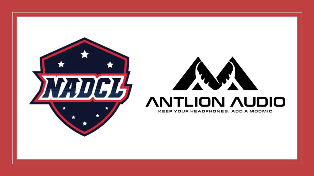 Antlion Audio Sponsors the NADCL!