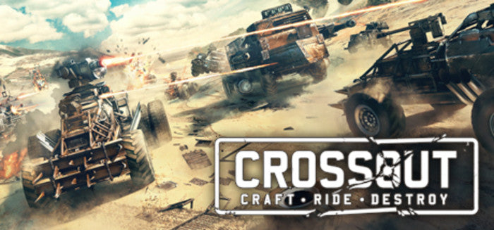 Preview of Crossout
