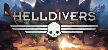 HELLDIVERS - FOR DEMOCRACY!