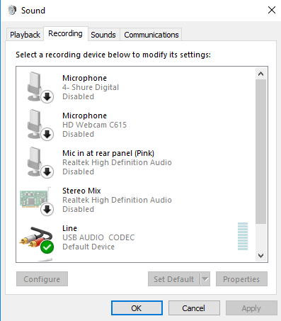 Connecting a Modmic to a Mixer- Basic Streaming Setup