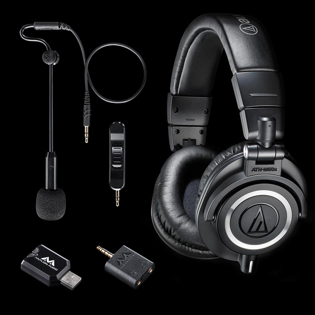 M50x + ModMic 5 Ultimate Bundle