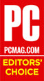 PC Magazine - Editor's Choice Award