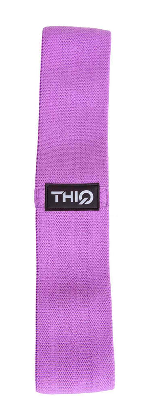 Close up of Premium Purple Booty Band- Heavy resistance band - 76cm diameter| ThiqActive