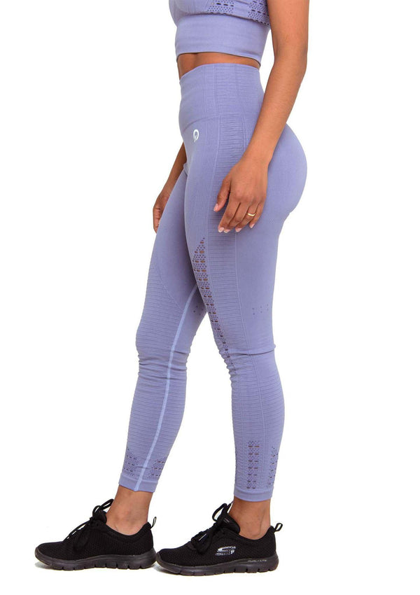 I love Performance Seamless Booty Leggings in Grey | ThiqActive
