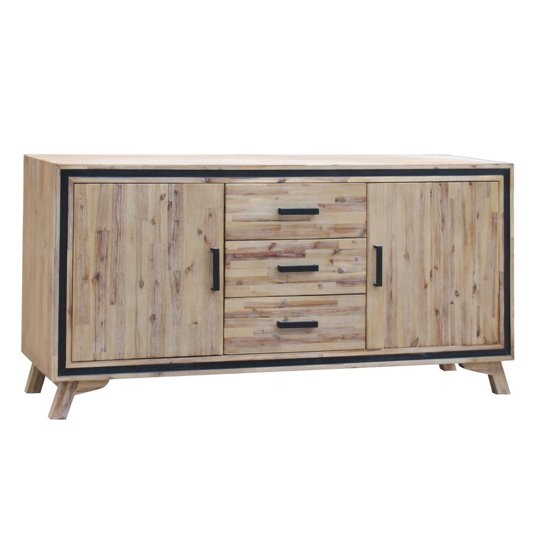 Seashore Sideboard 2 Doors - 3 Drawers