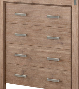 Nowra 4 Drawer Tallboy