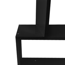 Load image into Gallery viewer, Artiss 6 Tier Display Shelf - Black