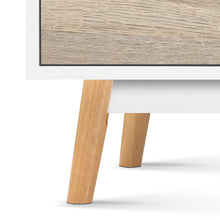 Load image into Gallery viewer, Artiss Wooden Entertainment Unit - White & Wood
