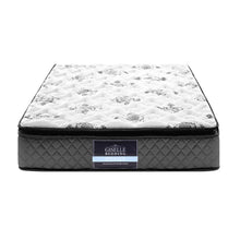 Load image into Gallery viewer, Giselle Bedding Single Size Pillow Top Foam Mattress