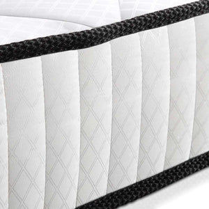 Giselle Bedding Queen Size 21cm Thick Foam Mattress