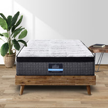 Load image into Gallery viewer, Giselle Bedding Single Bed Mattress 7 Zone Pocket Spring Cool Gel Foam Medium Firm 30cm