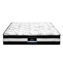 Load image into Gallery viewer, Giselle Bedding Queen Size Euro Spring Foam Mattress