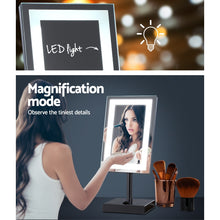 Load image into Gallery viewer, Embellir Makeup Mirror With Light Standing Dressing Mirror LED Strip