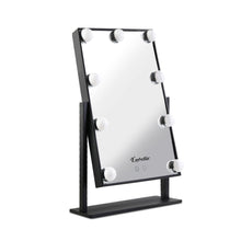 Load image into Gallery viewer, Embellir LED Standing Makeup Mirror - Black
