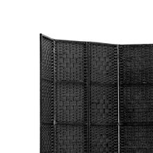 Load image into Gallery viewer, Artiss 6 Panel Room Divider - Black