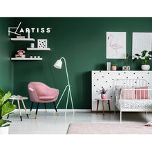 Load image into Gallery viewer, Artiss Armchair Lounge Chair Accent Armchairs Retro Single Sofa Velvet Pink Seat