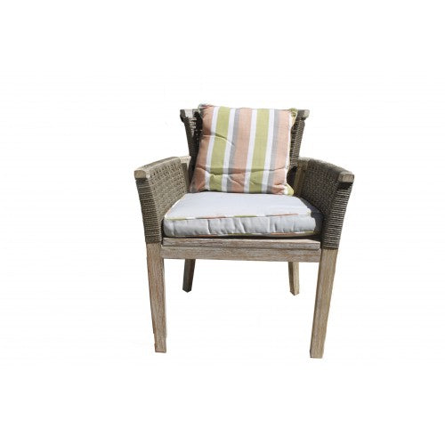 Rio Highback Armchair Wicker