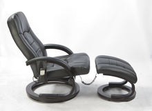 Load image into Gallery viewer, Leather Massage Chair