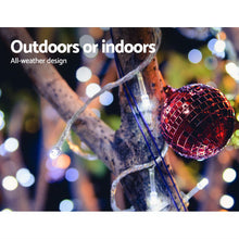 Load image into Gallery viewer, Jingle Jollys 100M Christmas String Lights 500LED Party Wedding Outdoor Garden