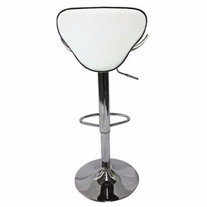 2 X Bela Bar Stool White