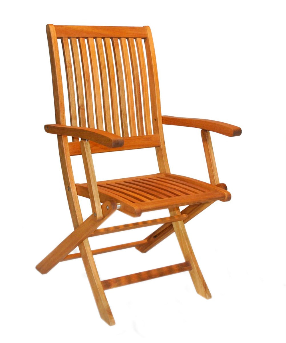 Espanyol Folding Wooden Armchair