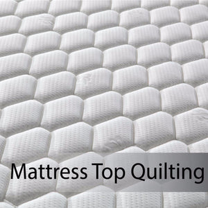 Latex Pillowtop Mattress  King Single
