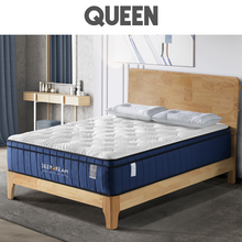Load image into Gallery viewer, Cool Gel Memory Foam Mattress 5 Zone Latex 34cm - Queen